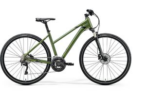Merida CROSSWAY XT-ED-LADY Green(Glossy Green/Black) 2020