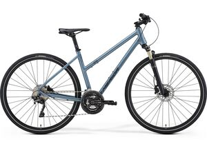 Merida CROSSWAY XT-EDITION-LADY Matt Steel Blue(Dark Blue) 2021