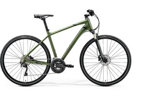 Merida CROSSWAY XT-EDITION Green(Glossy Green/Black) 2020