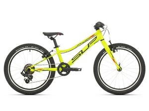 Superior Racer XC 20 Matte Lime/Black/Red 2021