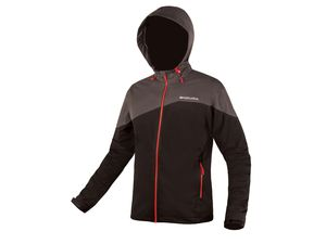 Bunda Endura SingleTrack Softshell black