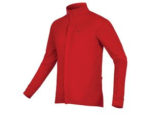 Dres Endura Xtract Roubaix red