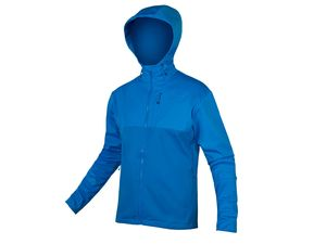 Bunda Endura SingleTrack Softshell II blue azure