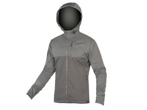 Bunda Endura SingleTrack Softshell II pewter grey