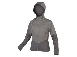 Dámská bunda Endura SingleTrack Softshell II pewter grey