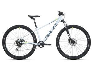 Superior Racer XC 27 DB Gloss White/Blue/Neon Yellow 2021