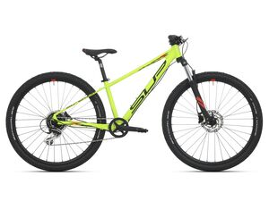 Superior XC 27 DB Matte Lime/Red 2021