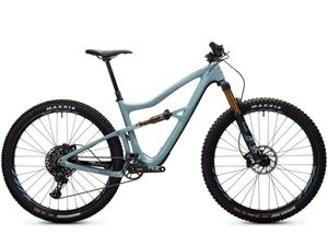 IBIS Ripley 4 SRAM GX Eagle + FOX Factory blue