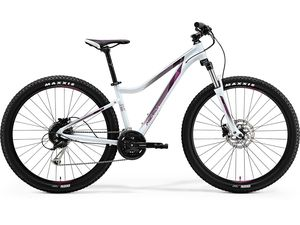 MERIDA JULIET 7.100 Pearl White(Purple) 2018