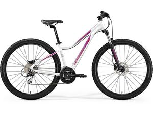 MERIDA JULIET 7.20-D Pearl White(Pink) 2019