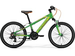 MERIDA MATTS J.20 Green(Red/Lite Green) 2018