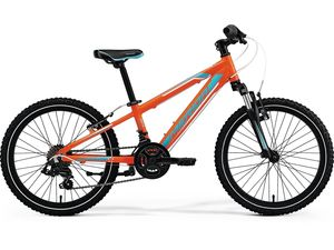 MERIDA MATTS J.20 Matt Orange(Blue/White) 2018