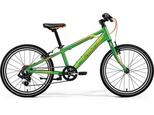 MERIDA MATTS J.20 RACE Green(Red/Lite Green) 2018