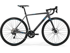 MERIDA MISSION CX 400 Matt Silver(Blue) 2019