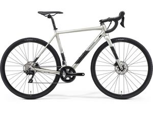 Merida MISSION CX 400 Silk Titan(Black/Silver) 2021