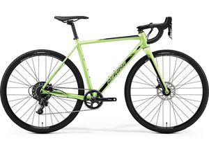 MERIDA MISSION CX 600 Light Green(Black) 2019