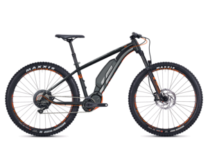 GHOST HYB Kato S4.7+ black / orange 2018