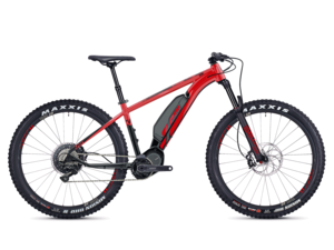 GHOST HYB Kato S6.7+ red / black 2018