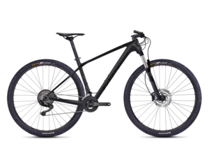 GHOST Lector 2.9 LC black / black 2018