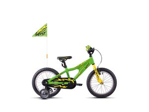 Ghost Powerkid 16 green / yellow 2021