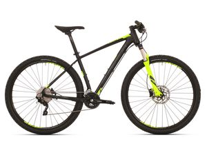 Superior XC 889 matte black/dark grey/neon yellow 2018