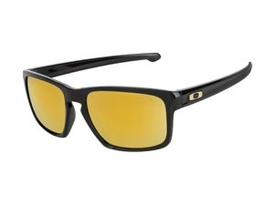 Brýle Oakley Sliver Polished Black / 24k Iridium