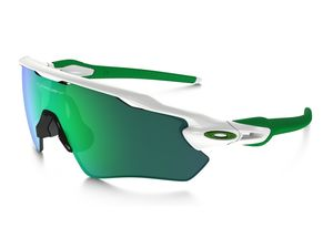 Brýle Oakley Radar EV Path Polished White / Jade Iridium