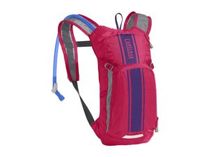 Batoh CAMELBAK Mini MULE Hot Pink/Purple Stripe