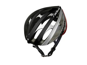 Přilba Carrera Radius 2014 black-white-red