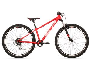 Superior Racer XC 27 Matte neon red/white/dark red 2019