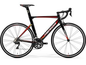 Merida REACTO 400 Black(Team Replica) 2019