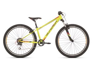 Superior RACER XC 27 matte radioactive yellow/black/red 2018
