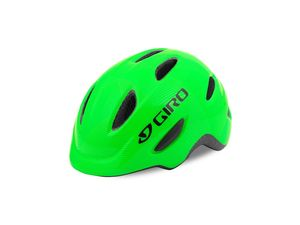 Přilba Giro Scamp green/lime lines