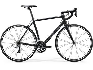 Merida SCULTURA 100 Matt Black(White) 2020