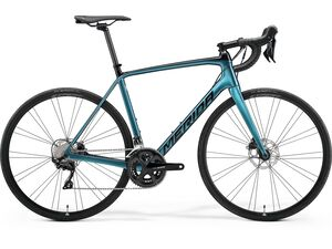 Merida SCULTURA 4000 Black/Teal-Blue 2021