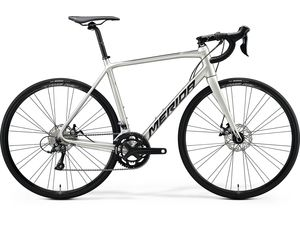 Merida SCULTURA DISC 200 Silk Titan(Black) 2020