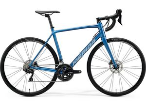Merida SCULTURA DISC 400 Silk Light Blue(Silver-Blue) 2020