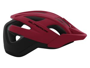 Přilba Superior Trail Pro black/red