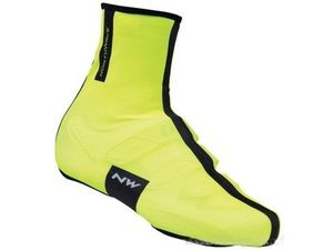 Návleky na tretry Northwave Extreme Graphic Shoecover black/yellow