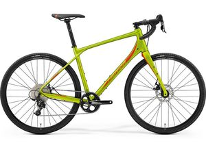 MERIDA SILEX 300 Matt Olive(Red) 2019