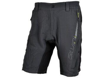 Pánské MTB cyklistické kalhoty Silvini MAGO MP858 charcoal cb7828efb9