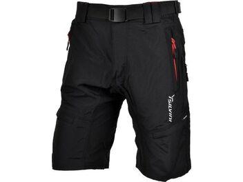 Pánské MTB cyklistické kalhoty Silvini RANGO MP857 black-red 8735f072bc
