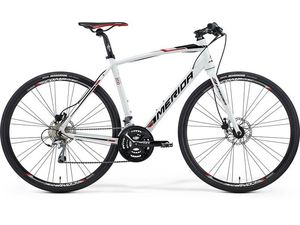 Merida SPEEDER 200-D White (black/red) 2015