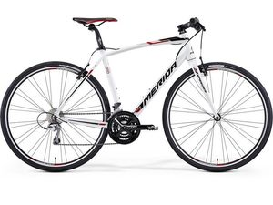 Merida SPEEDER 200 White(Black/Red) 2015