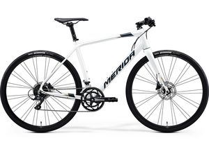 Merida SPEEDER 200 White(Dark Silver/Gold) 2020