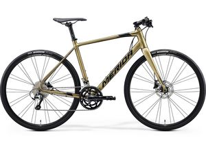 Merida SPEEDER 300 Shiny Gold(Black) 2020
