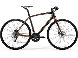 MERIDA SPEEDER 400 Silk Copper(Brown) 2018