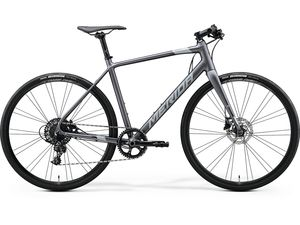 Merida SPEEDER LIMITED Matt Anthracite 2020