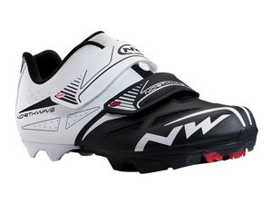 Tretry Northwave Spike Evo white black