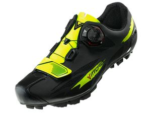 Tretry Vittoria Captor SSP MTB black-yellow